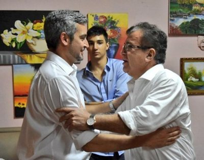 """""""El Partido Colorado le ganó a una alianza unida"""", destaca Nicanor"""