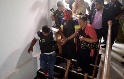 """""""Papo"""" Morales fue encarcelado en la penitenciaría regional de Villarrica"""