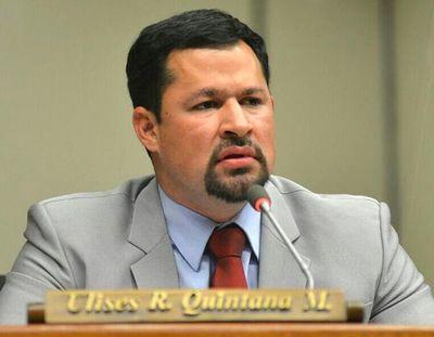 """Quintana habla de """"grave violación de derechos"""""""