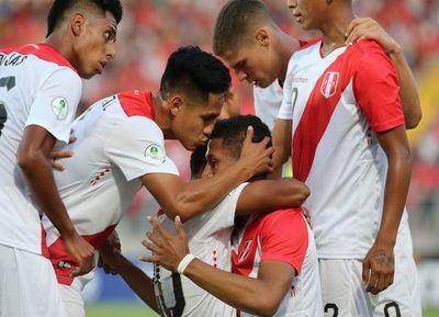 Perú da un cachetazo al campeón defensor