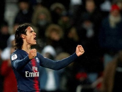 El PSG se venga del Guingamp con una goleada histórica