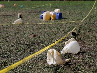Sube a 79 cifra de muertos al explotar oleoducto en México