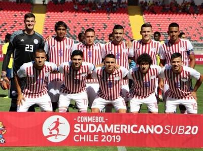 Paraguay enfrentará a Argentina en la 2° fecha de la Sudamericana Sub 20