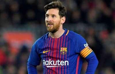 El Barcelona recibe al Leganés sin Messi