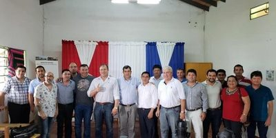 Legisladores visitaron fundación Amormar de Iturbe