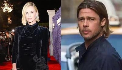Brad Pitt y Charlize Theron mantienen una relación, trasciende