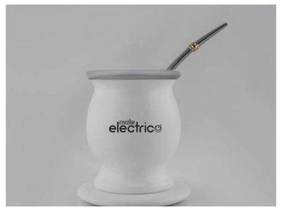 Argentino inventa un mate eléctrico