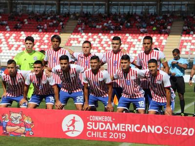 Paraguay va por su primer triunfo en el Suda Sub 20