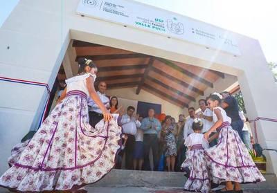 Inauguran dos Unidades de Salud de la Familia en Capiatá y Areguá