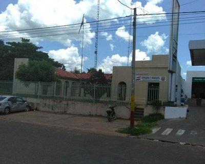 Detienen a presuntos ladrones en Horqueta