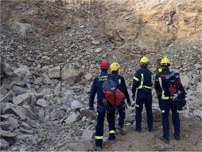 El rescate del niño caído a un pozo supone una situación extrema