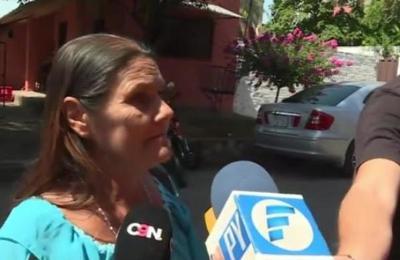 Villarrica: prima del peón agredido por ''Papo'' Morales llega a declarar