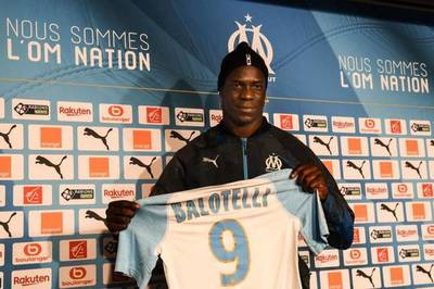 Balotelli deja el Niza y ficha por el Olympique de Marsella por 6 meses