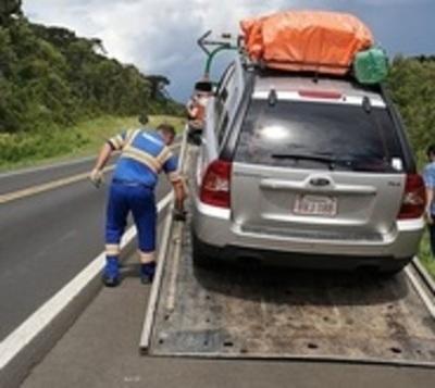 Fundió su radiador camino a Camboriú y afloró la solidaridad paraguaya