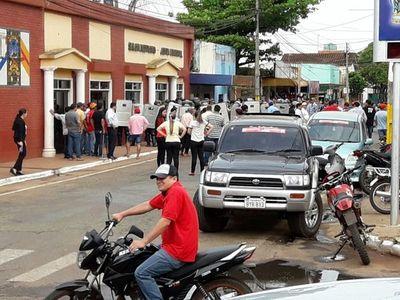 Internismo genera roces en Comuna de Horqueta