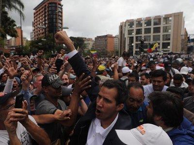 """El Grupo de Lima respalda a Guaidó y pide elecciones en el """"más breve plazo"""""""