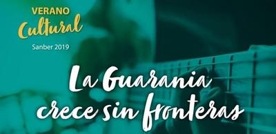 """HOY / La guarania tendrá lugar en el """"Verano Cultural Sanber 2019"""""""