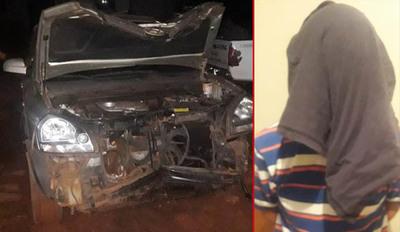 Detienen a dueño de camioneta que causó un fatal accidente