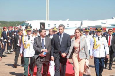 Jefe de Estado retorna hoy al país tras participar de Foro Económico Mundial en Suiza