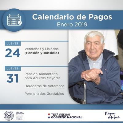 Excombatientes de la Guerra del Chaco cobrarán sus pensiones hoy