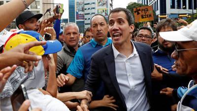 """Guaidó mantiene """"en reserva"""" el lugar de su ubicación, según allegados"""
