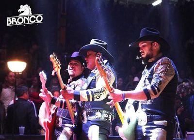 Bronco, estrella del 30° Festival Ykua Bolaños