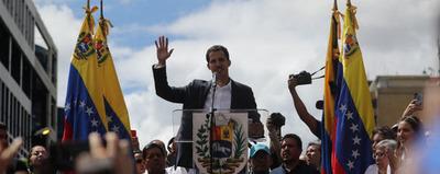 Apoyo total y explícito a Juan Guaidó