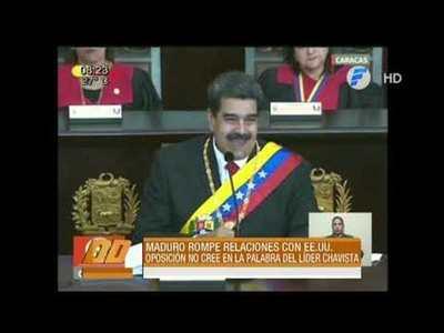 Maduro apelará al dialogo nacional