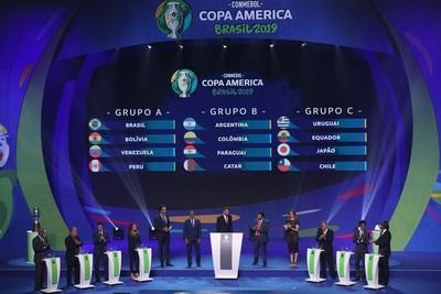 Paraguay enfrentará a Catar, Argentina y Colombia en el grupo B