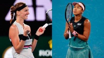Osaka-Kvitova van el sábado por doble premio