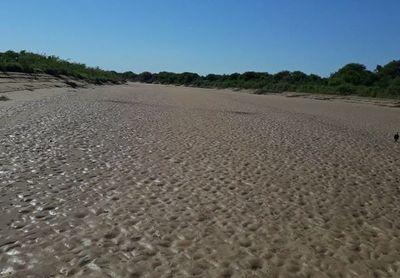 Pobladores de Margariño claman por las aguas del Pilcomayo