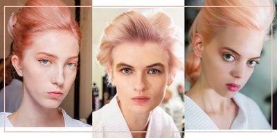 """El """"rosa Candy"""", el color de pelo de moda en este 2019"""