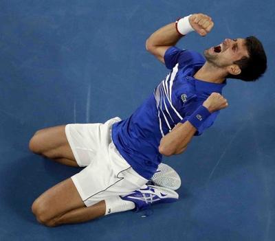 Djokovic gana su séptimo Abierto de Australia