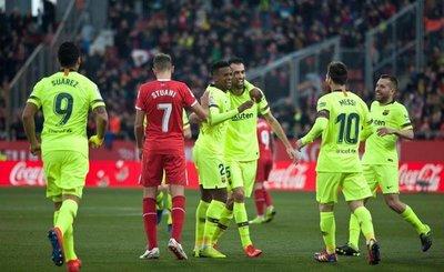El Barça encadena su octava victoria