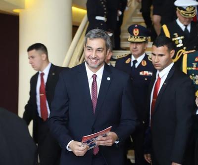 Jefe de Estado desarrolla hoy su agenda en Palacio de Gobierno