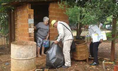 Alertan sobre posible brote del dengue tras confirmación de dos casos en Minga Guazú