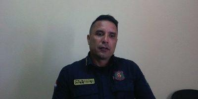 Agentes de la comisaría tercera aprehendieron a una persona por supuesto hurto