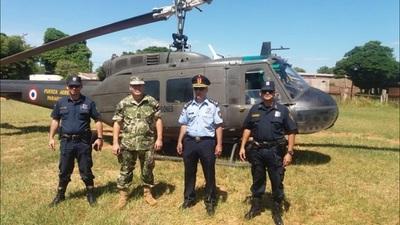 Militares refuerzan seguridad en Capitán Bado