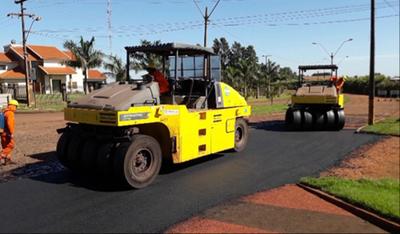 Vía libre para inicio de pavimentación asfáltica en Los Cedrales y Naranjal