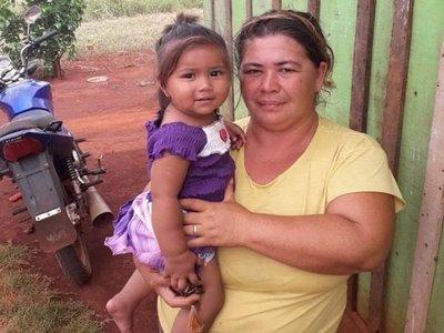 Familiares reconocen prendas de beba y su niñera en restos hallados