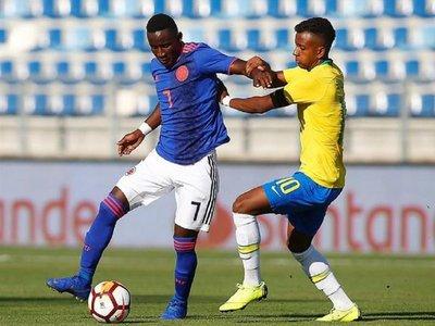 Brasil y Colombia mantienen problemas de gol en el inicio del hexagonal