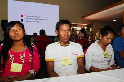 Mandatario entregará a los pueblos indígenas histórico protocolo de consulta y consentimiento libre