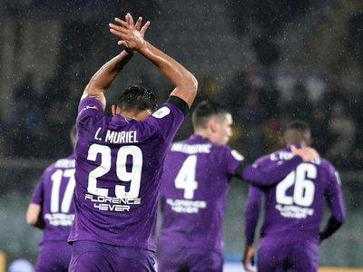 Tremenda paliza de la Fiorentina a la Roma