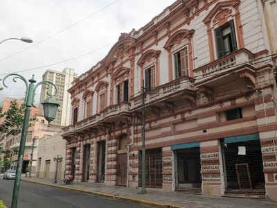 Invitan a recorrer edificios tomados por brasileños en la Guerra Grande