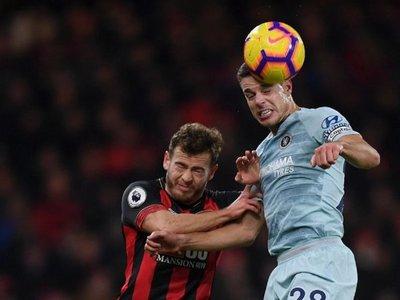 Chelsea cae por goleada y ve peligrar la Champions