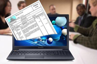 Factura electrónica mejora los procesos