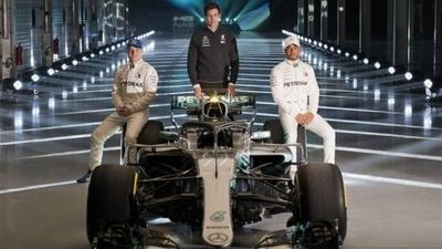 HOY / F1: Mercedes presentará su nuevo coche el 13 de febrero en Silverstone