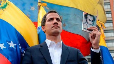 """Parlamento Europeo reconoce a Guaidó como """"presidente interino de Venezuela"""""""