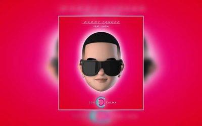 """Daddy Yankee presentó su nuevo single """"Con calma"""""""
