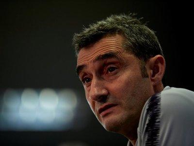 Valverde palpita el clásico ante Real Madrid